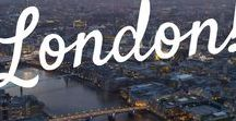 What to do in London ? / London, Londres... Ville magnifique et pleine de surprises !