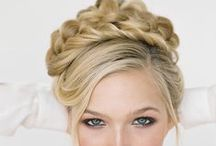 Wedding Beauty / Wedding hairstyles, makeup, and nails! Get the perfect look for your perfect day!