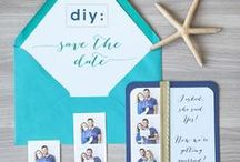 DIY Wedding Ideas / Things you can do by yourself!