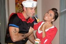 Couples Halloween / Costumes for couples!