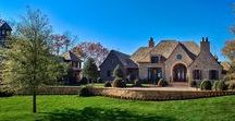 Estate At Mountain Park / A Gabriel Builders handcrafted home located in The Cliffs at Mountain Park in Greenville, SC