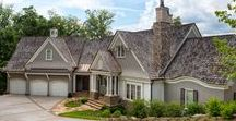 Shingle Style On Keowee / Gabriel Builders handcrafted home located at the Cliffs at Keowee Springs on Lake Keowee in SC