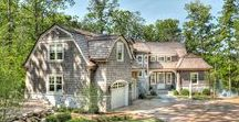 Cottage on Keowee /  A Gabriel Builders handcrafted home located at the Cliffs at Keowee Springs on Lake Keowee in SC