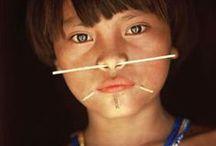Crianças pelo mundo. / Criança é criança em qualquer lugar!