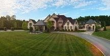 Belle Terre / A Gabriel Builders handcrafted home located in Simpsonville, SC