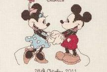 D.Mickey e Minnie.