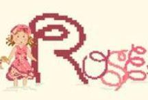 «R» de Rosa.
