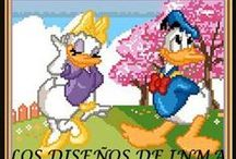 D.Daisy and Donald.