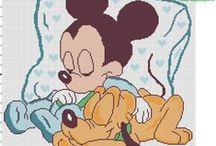 D.Baby Mickey.