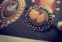 CAMEOS HISTORY / A set of pictures that explain the history of this ancient art of cameo appreciated all over the world.