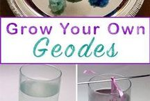 crafty little DIYs/geodes