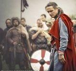 Costume Viking / Inspiration de reconstitution du costume civil viking