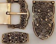 Ceintures et boucles Viking