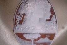 Cameo Miniature Masterpieces / In this board you can find a lot of different cameo masterpieces with several depicted characters.