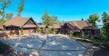 Lakeside Lodge / A Gabriel Builders handcrafted home located at the Cliffs at Keowee Falls South in Lake Keowee, SC