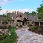 Craftsman In The Woods / A Gabriel Builders handcrafted home located at the Cliffs at Mountain Park in Greenville, SC
