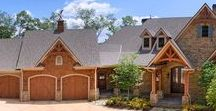 Cliffs Lakeside Retreat / A Gabriel Builders handcrafted home located at the Cliffs at Keowee Falls South in Lake Keowee, SC
