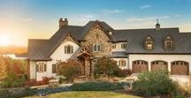 Lake Home With Mountain Views / A Gabriel Builder handcrafted home located at the Cliffs at Keowee Falls South in Lake Keowee, SC
