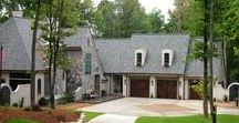 English Cottage at Cliffs Glassy / A Gabriel Builders handcrafted home located at the Cliffs at Glassy in Greenville, SC
