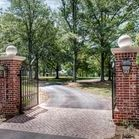 Motor Courts and Driveways / Motor courts and driveways handcrafted by Gabriel Builders in the Carolinas.