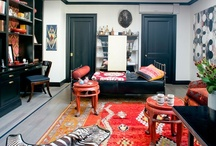 Design Manifest Style/ Living Rooms / spaces and pretties- mostly living and family rooms / by Naomi Stein