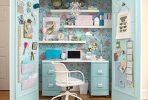 organizing - craftrooms + a little more :) / by Barbara Sullivan