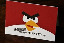 Parties - Angry Birds / by Danielle Villagomez