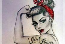 I love ink / by Amanda Truax Hammond