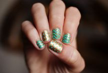 Nails / Nail art  / by Cassandra Garcia