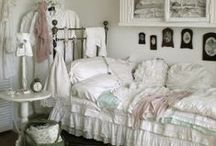 shabby chic....french country... prob. should put it all here! / by Barbara Sullivan