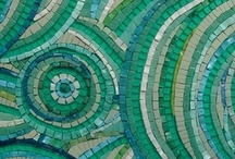 Mosaics / Mosaics that inspire me to cut glass, play with grout and otherwise ruin a manicure.