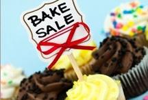 Parties - Bake Sale / by Danielle Villagomez