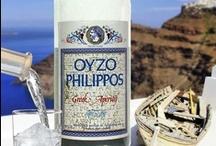 Greek Food & Greek Drinks / by Maria Karahalios