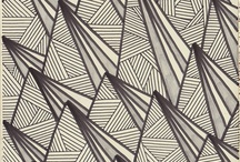 texture / pattern / material - wallpaper - detail - architecture - repetition / by Camille _