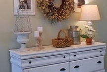 Home Sweet Home / Ideas for decorating your home