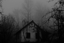Haunted Places / by Barbara Blomer
