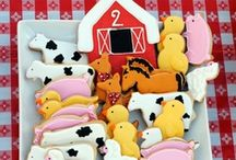 Barn Themed Party  / Barn themed party for kids
