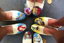 Disney Style / Disney Themed home decor, clothing, makeup, ect. / by Margie Van Blaricom/Bart