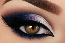 Make Up & Beauty / A few of my favourite things related to makeup and beauty.