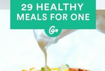 Healthy Eating / Recipes, information and inspiration for healthy food.