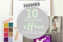 Printables / Printable stickers, crafts, calendars and more.