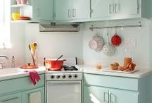 Cook and Dine / Dining room, kitchen decor and organization / by Melissa Soto