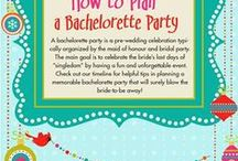 Bridal Showers / Ideas and inspiration for planning a Bridal Shower, Kitchen Tea or Hens Night for your BFF!