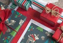Christmas / Decorating, gift wrapping and gift ideas for the most wonderful time of the year.