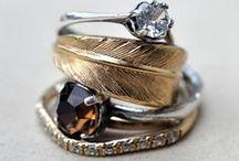 Jewellery / Beautiful pieces of jewellery.