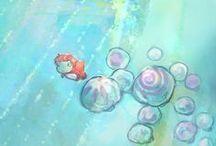 Ponyo's Bubble / by Janet Gray