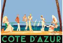 Nice and Côte d'Azur, France / Nice and Côte d'Azur, France