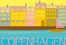 Copenhagen, Denmark / Kobenhavn Copenhagen Denmark Danmark Danemark
