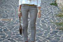 Fashion for her / The style I like for her