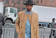 Fashion for him / The style I like for him